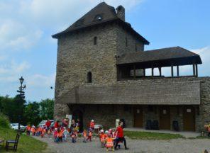 Výlet na hrad do Starého Jičína