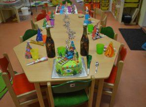 Nikolásek slaví páté narozeniny