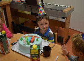 Patriček slavil narozeniny