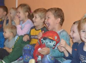 Maňáskové divadlo Šikulka v naší školičce