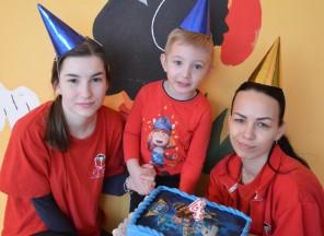 Maxíčkova narozeninová oslava