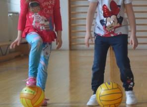 Naši malí fotbalisté