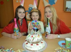 Lucinkaoslavila své čtvrté narozeniny